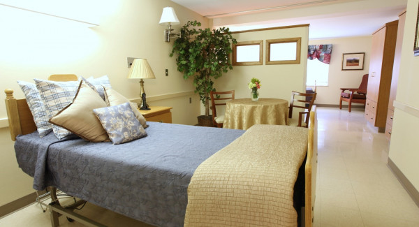 Private Guest Rooms